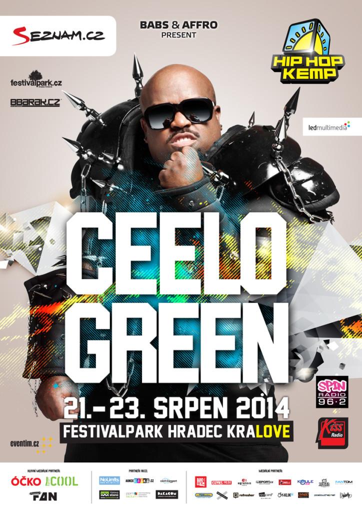 CEELO_GREEN_POSTER