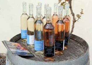 víno z botanické zahrady