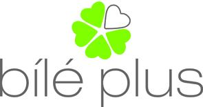 Bile plus_logo projektu
