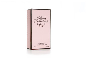 Secondary  packaging Fatale pink