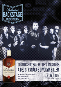 plakát BB s lahví