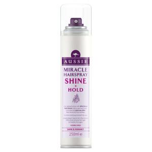 Lak na vlasy Aussie Miracle Shine & Hold_149Kč