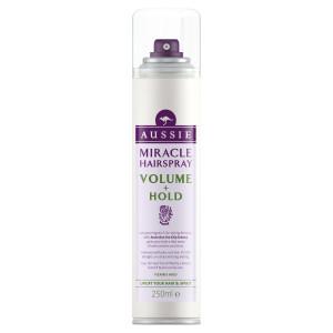 Lak na vlasy Aussie Miracle Volume & Hold_149 Kč