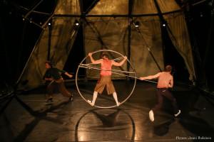 Sirkus Aikamoinen (foto Jouni Ihalainen)