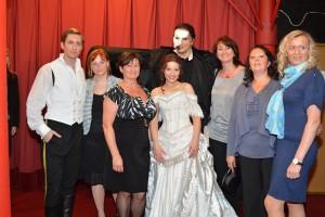 Fantom Opery a sestřičky