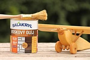 Dřevěná-hračka-Voskový-olej