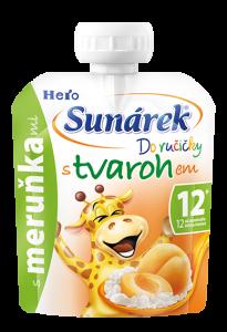 SUNAREK_TVAROH_MERUNKA