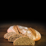 Chléb celozrnný
