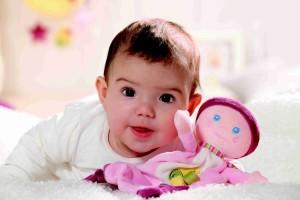 BABY born for babies Maly usinacek na mazleni