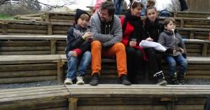 Dolanský, Vlasáková s dětmi