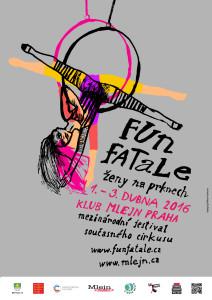 Fun Fatale 2016 plakát