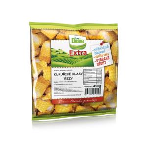 Kukuřice klasy řezy Dione Extra 450g