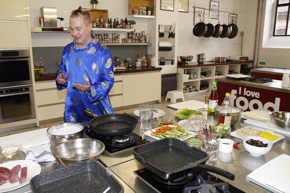 kurz vaření