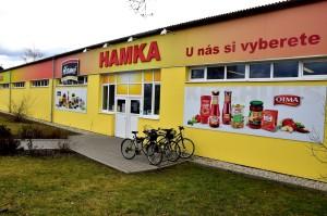 prodejna Hamka