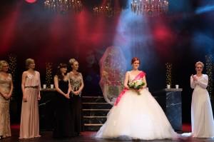Vítězka Adéla Tarabíková