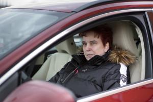 řidička Olga