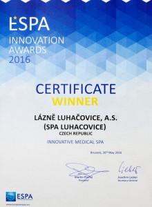 Certifikát_-_ESPA_Innovation_Awards