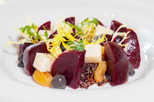 Salat s cervene repy s asiagem DOP (2)