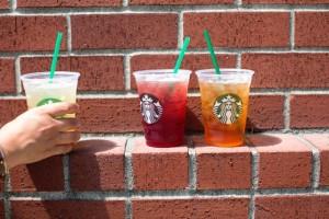 Social 2015 Summer Tea Outdoors Iced Lemonade Hands Brick