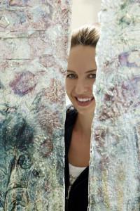 Gordana Glass foto umělkyně