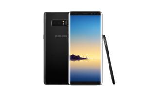 Galaxy Note8_Midnight Black