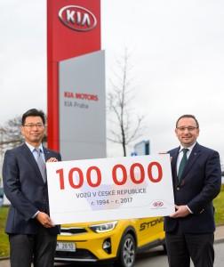 KIA Motors Czech