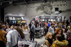 Nike Prague - Store Opening Party