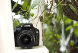 Canon EOS 4000D.