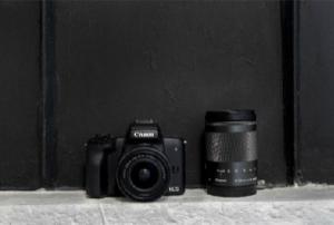 Canon EOS M50.