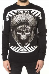 my-brand-indian-skull-graphic-sweater