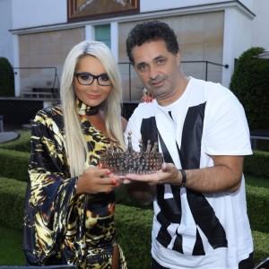 Miss Lenka Dragonova a Martin Dejdar