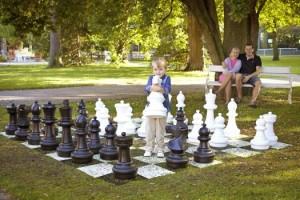 rodina - šachy