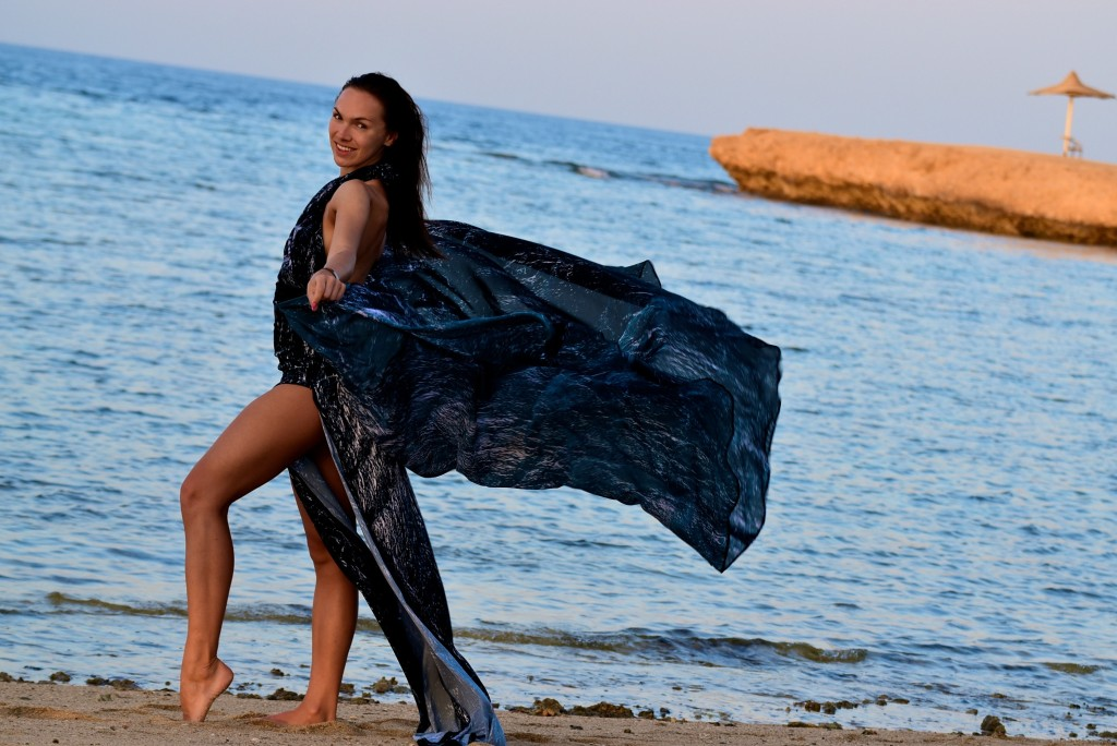 Kamila u moře