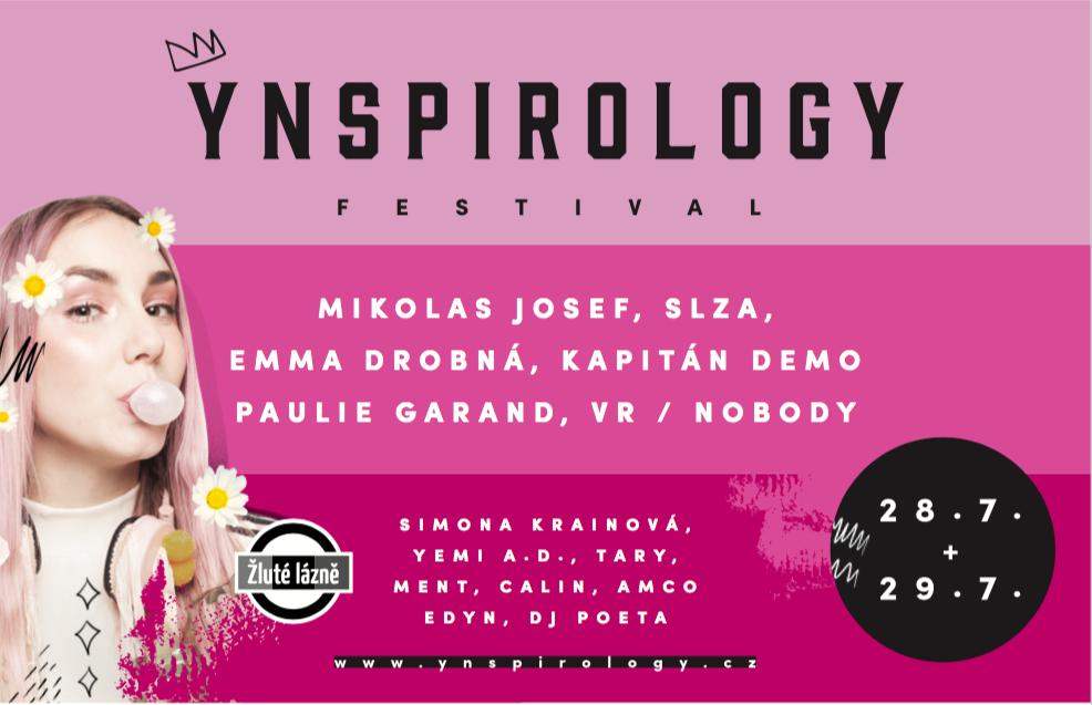 Ynspirology 2018