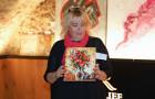 Nová malířka abstraktního umění na české umělecké scéně
