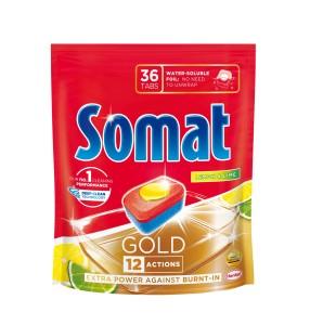 novy Somat Gold Lemon 36 Tabs