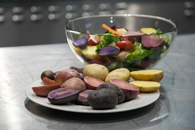 salát z brambor