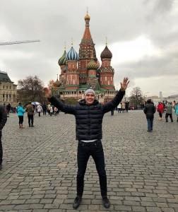 v Moskvě