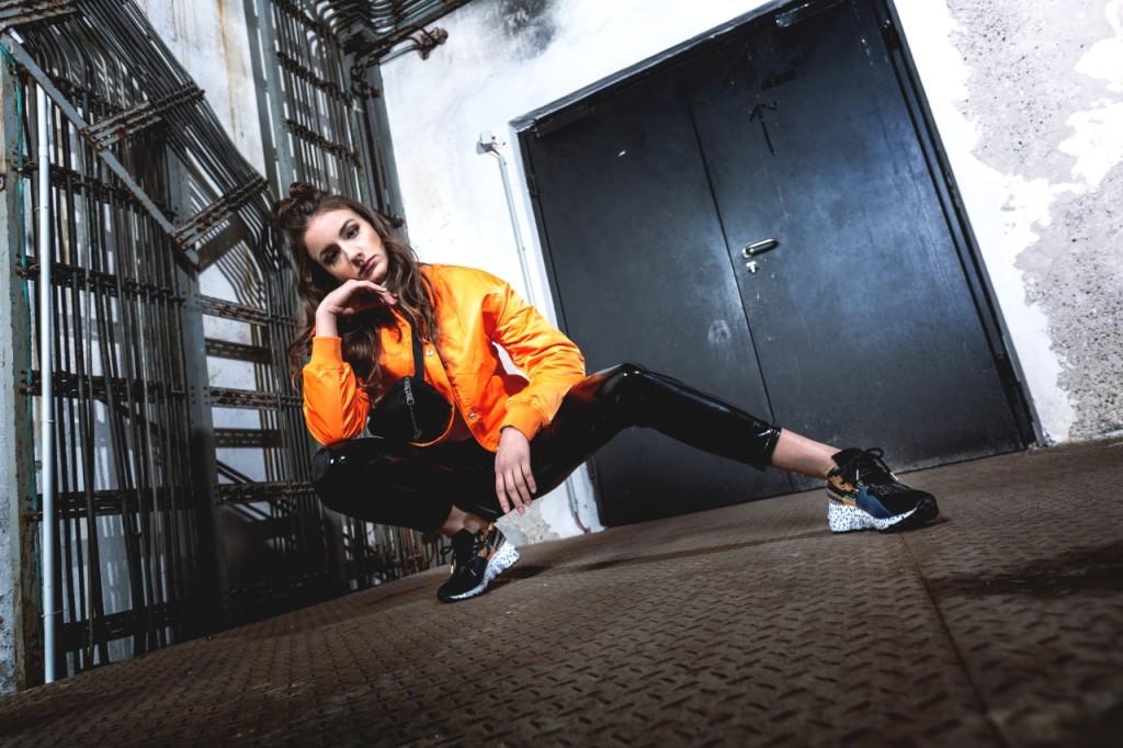 HUMANIC_Bulky_Sneakers