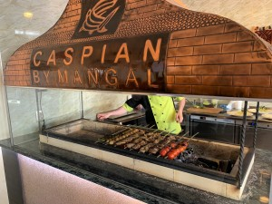Caspian-1