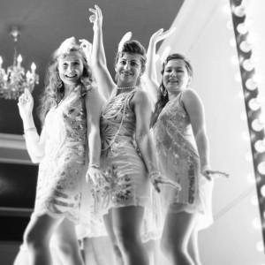 Hot Sisters jsou ozdobou celého orchestru