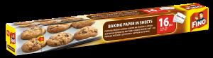 Pečící papír 16 archů - novinka