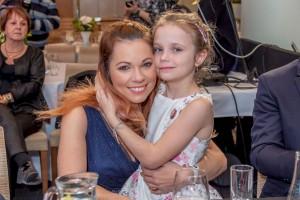 Zpěvačka Míša Nosková s dcerou_foto Petr Vavrda