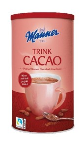 Manner CACAO rozpustný nápoj