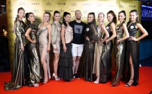 Oficiální stylista Miss České republiky se semifinalistkami v outfitech návrhářky Jenny Jeshko