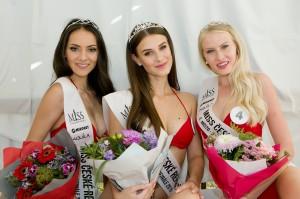 Dívky postupující do finále Miss České republiky 2019