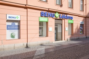 BENU lékárna Anděl - Alzheimer konzultační centrum