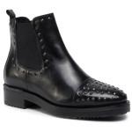 CCC_Gino Rossi_kotnickove boty cerne se zdobenou spickou_2599 Kc