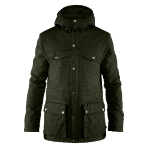 Greenland Re-Wool Jacket M