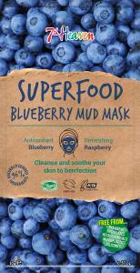 Superfood Blueberry Mud
